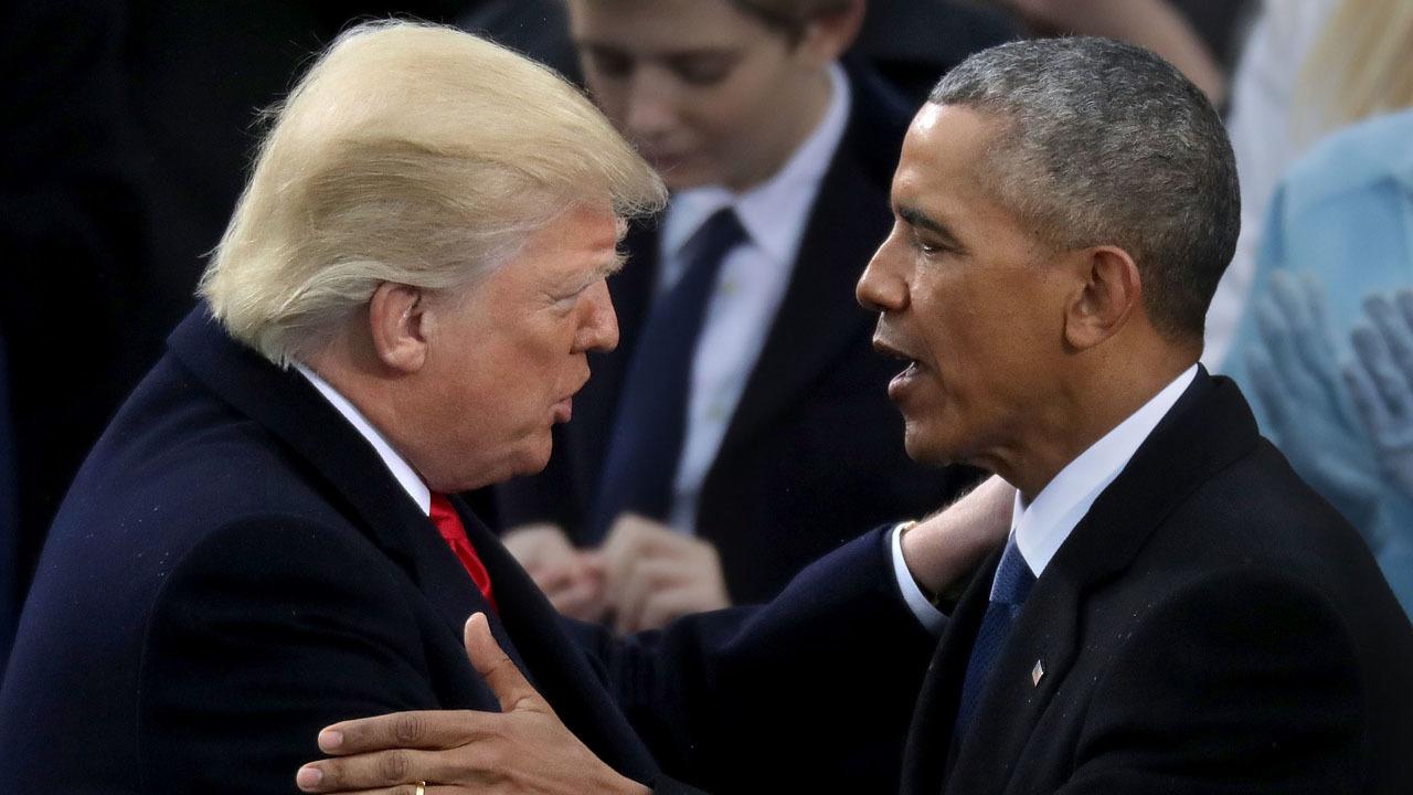 Former President Obama responds to immigration travel ban