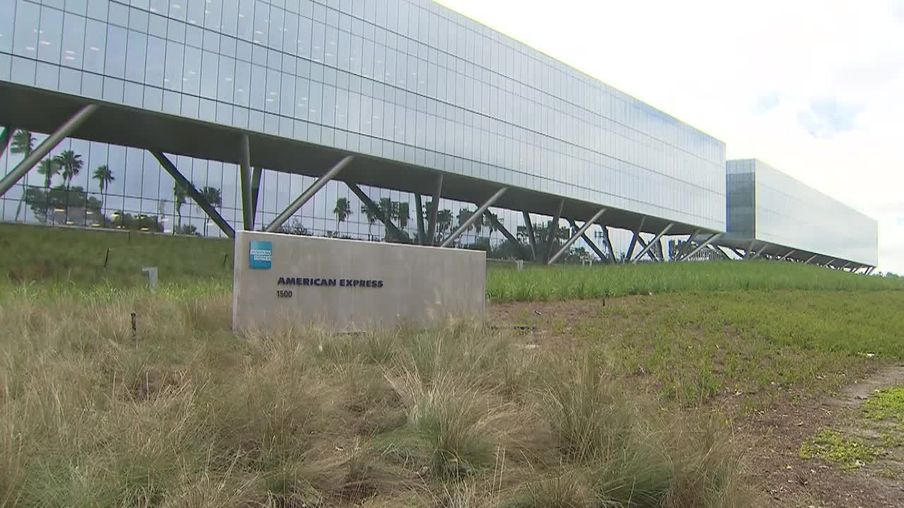 A Look Inside American Express New South Florida Headquarters