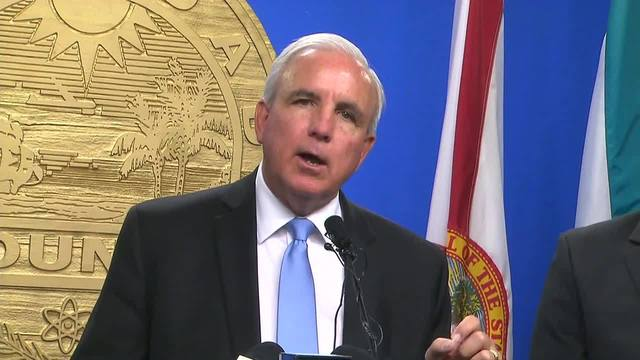 Mayor Carlos Gimenez after county vote on immigration decision