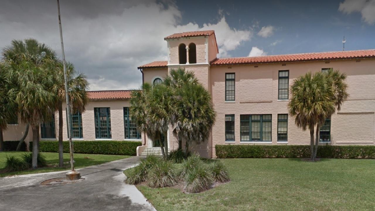 Deerfield Beach High School Broward County Florida