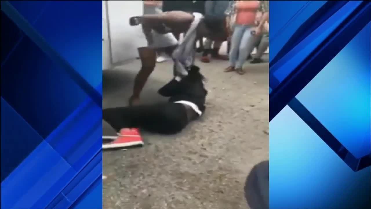 Fight Caught On Camera At Taravella High School