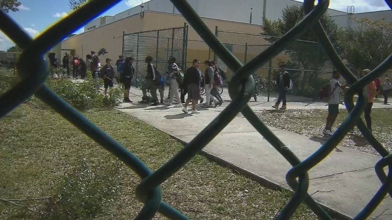 teacher  student hospitalized after stabbing at pines