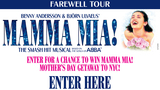Mamma Mia! Mother's Day Getaway to NYC Sweepstakes