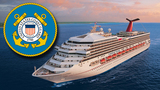 Coast Guard searches for cruise ship passenger who went overboard