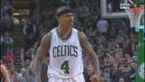 Heat fall to Celtics 112-108 as Isaiah Thomas scores 30 points