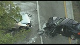 Crash shuts down US 1 southbound in Coral Gables