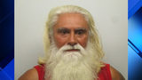 Florida man who looks like Santa Claus arrested on drug charges