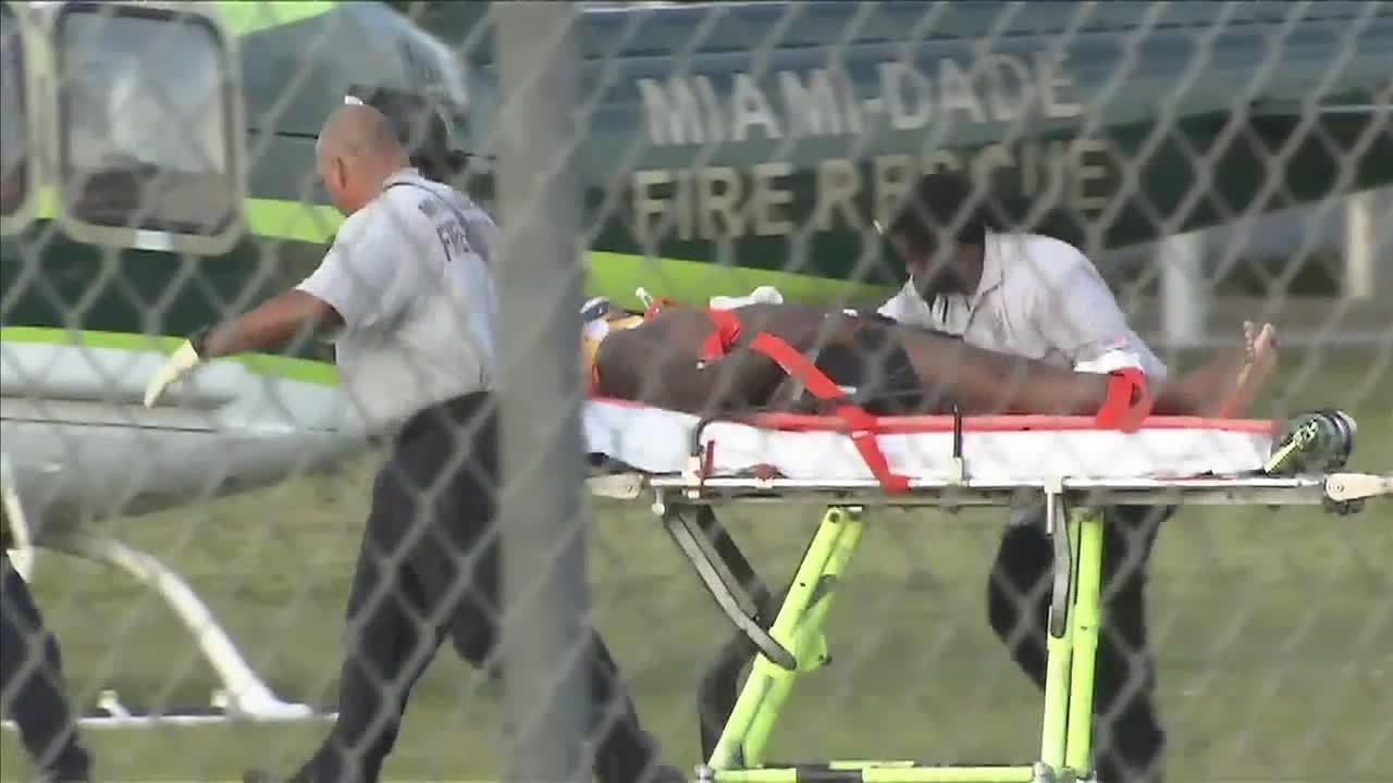 woman killed man injured in miami gardens shooting