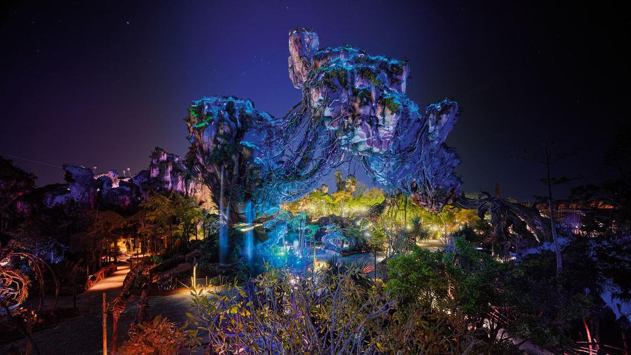 Disney World Releases Amazing Images Of New Pandora World