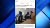 Florida high school tagged to Craigslist ad for slaves