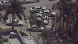 Police pursuit ends in crash in Fort Lauderdale