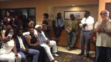 Dalvin Cook's draft party guests react to Dolphins pick