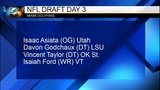 Dolphins finish NFL draft weekend with 5 of 7 picks on defense