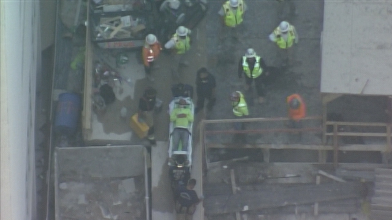 Worker Falls 4 Floors At Downtown Miami Construction Site
