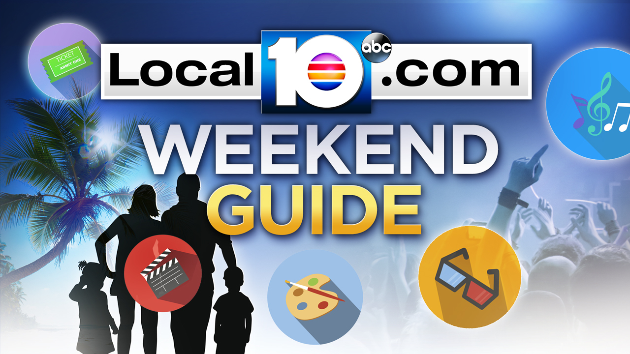 Local10.com weekend guide: Aug. 9-11