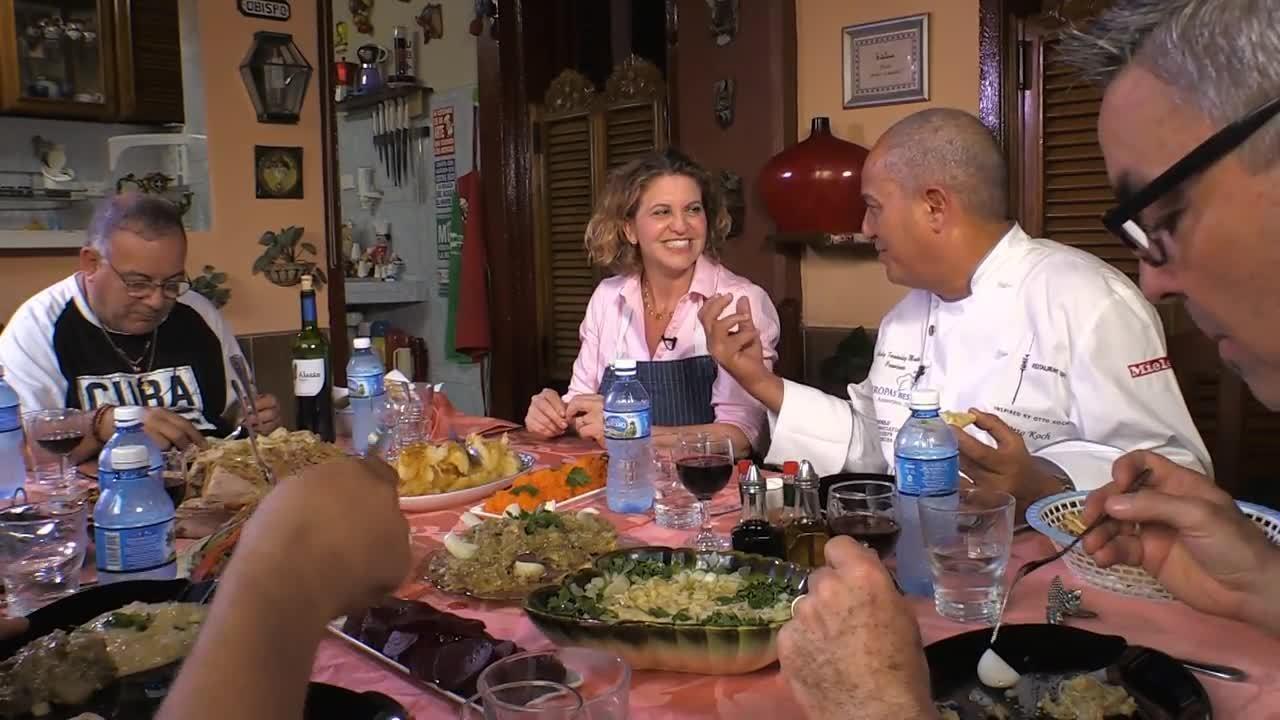 Chef Michelle Bernstein Talks About Soflo Taste En Cuba