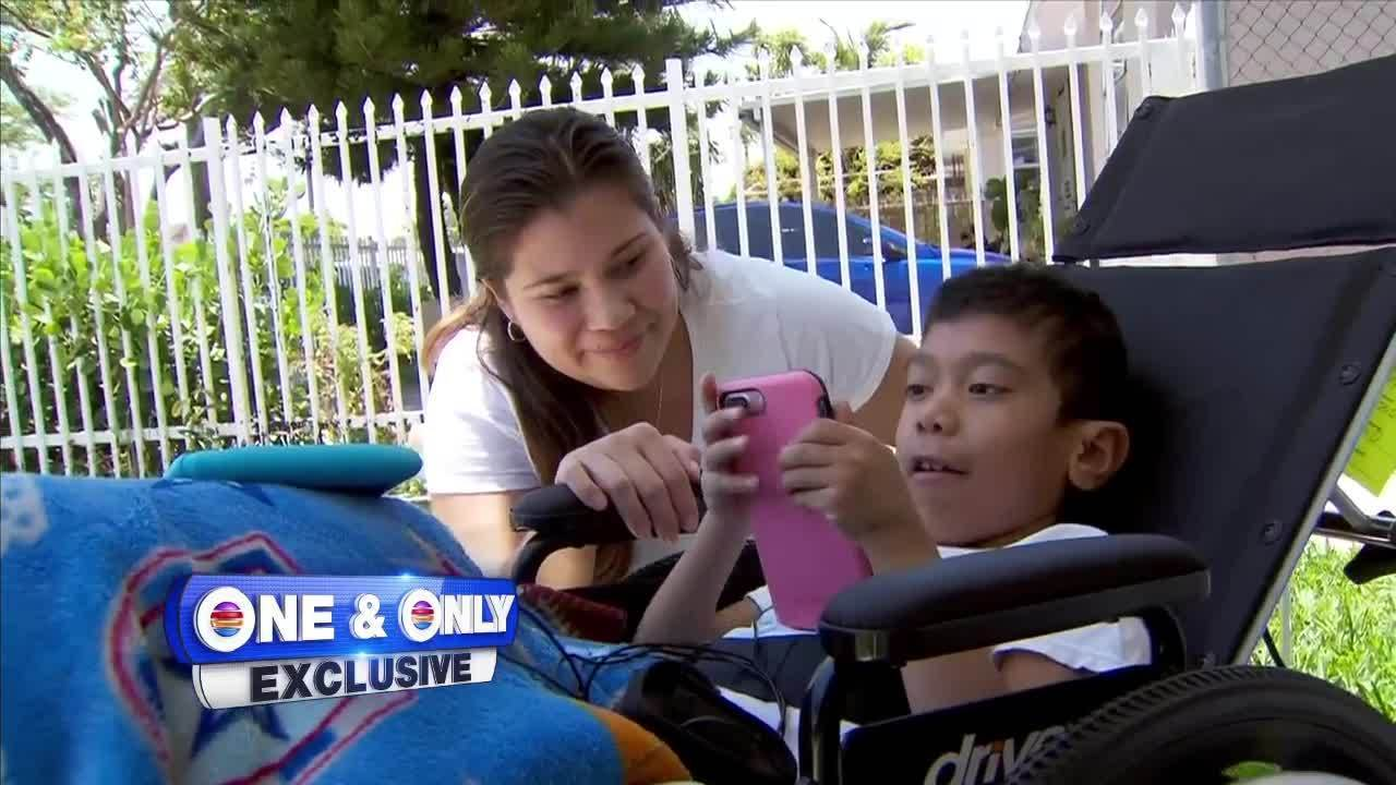 Mother of child hurt in Miami crash: u0026#39;I literally thought we...
