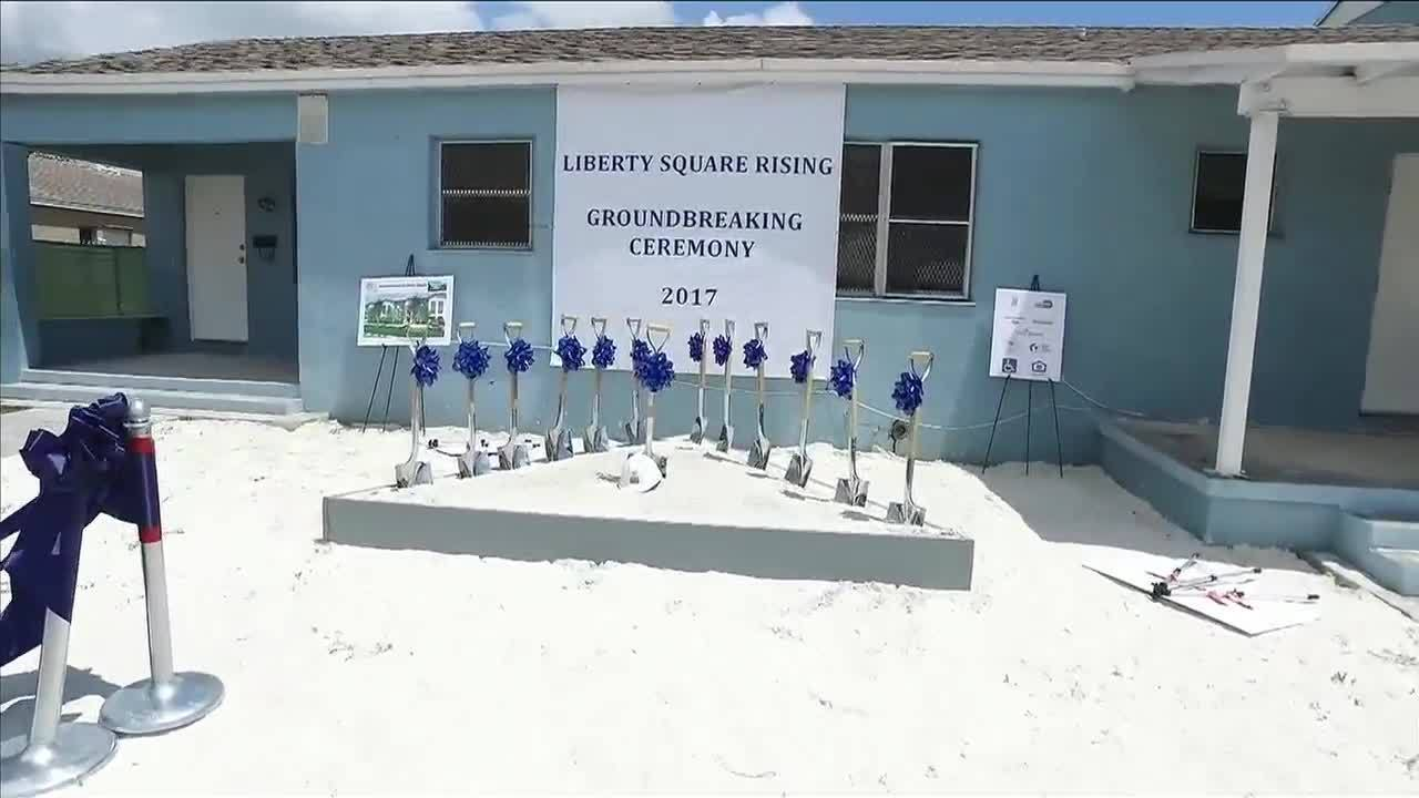 Lyft In Miami >> Groundbreaking ceremony held for Liberty Square Rising...