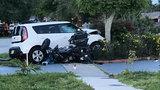 Child, man on ATV struck by car in Lauderhill