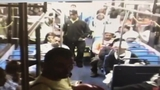Video shows man snatching cellphone on bus