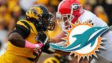 Dolphins sign 1st round pick Charles Harris