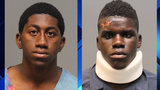 Teens arrested after slaying dealership security guard, police say