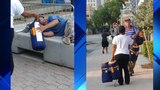 Woman gives away 100 sleeping bags to homeless in Fort Lauderdale