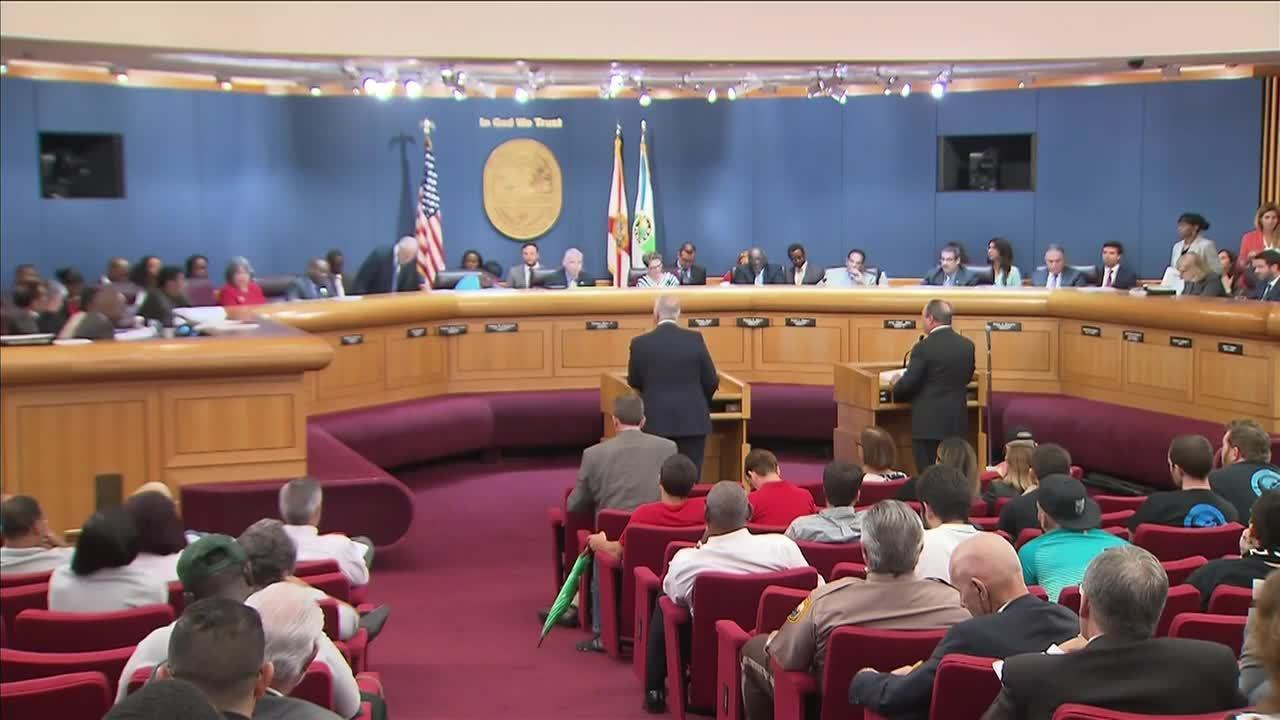 Miami-Dade commissioners agree to sell Overtown site to...