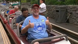 Disneyland devotee visits park for 2,000 days in a row
