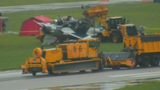 Air Force Thunderbirds jet involved in air show accident