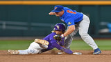 Gators beat LSU 6-1 to claim College World Series crown