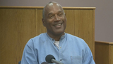 O.J. Simpson granted parole for early release