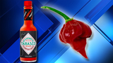Tabasco releases sauce 20 times hotter than original
