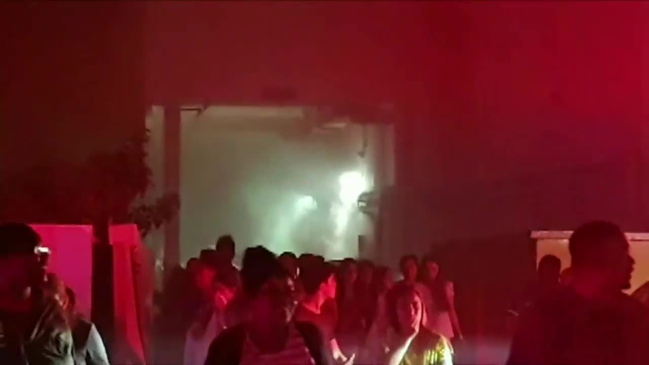 Guests At Deauville Beach Resort Displaced After Fire