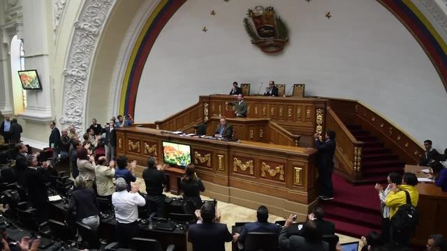 List of opposition lawmakers stripped of immunity in Venezuela