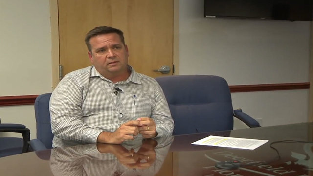 Deerfield Beach Mayor Bill Ganz denies cronyism