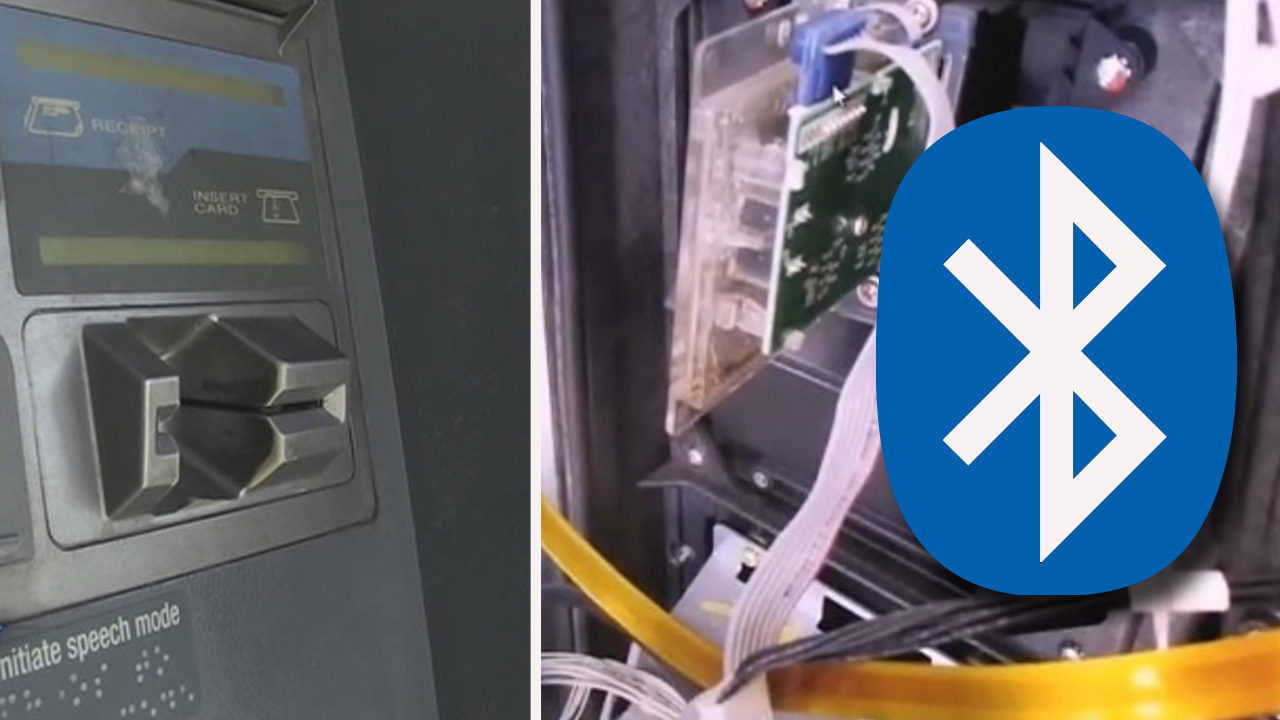 Your Phone S Bluetooth Can Locate Illegal Skimmer Devices