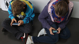 App locks kids' phones until they answer your messages