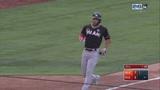Ichiro, Stanton go deep, Marlins beat Phils 12-8 in Game 1