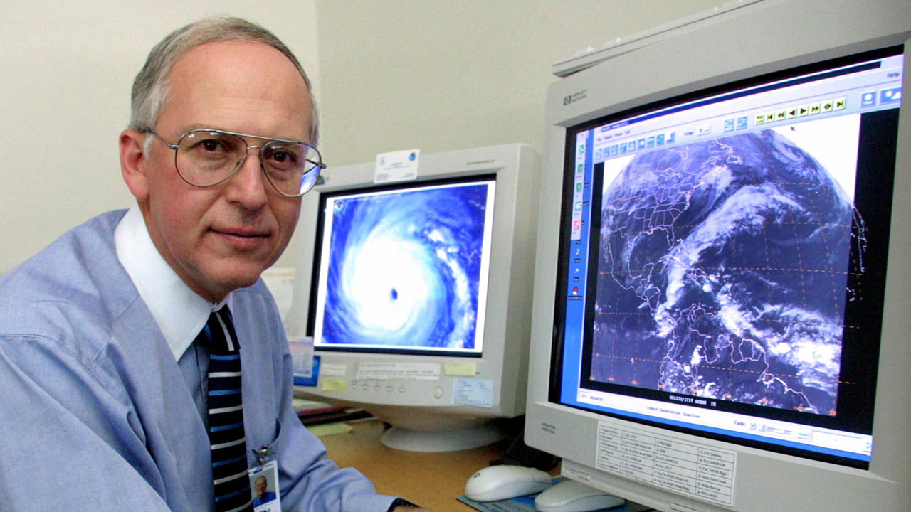 max mayfield  reflections on hurricane andrew 25 years later