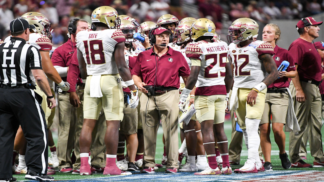 Florida State coach Jimbo Fisher leaving for Texas A&M