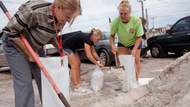 Here is where to find free sandbags in South Florida
