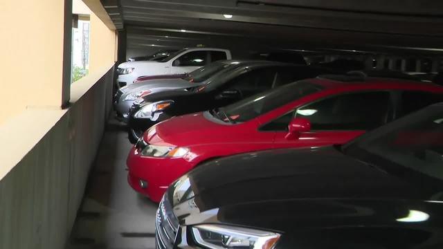 Used car dealership owner parks fleet in residental parking during storm20170913232754.jpg