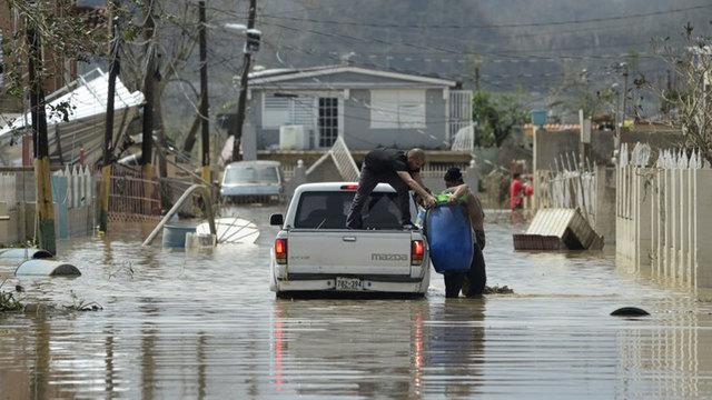 MARIA FLOODING PUERTO RICO