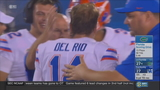 No. 20 Gators win another thriller, 28-27 over Kentucky
