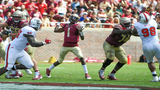NC State upsets No. 12 Seminoles 27-21 in Tallahassee