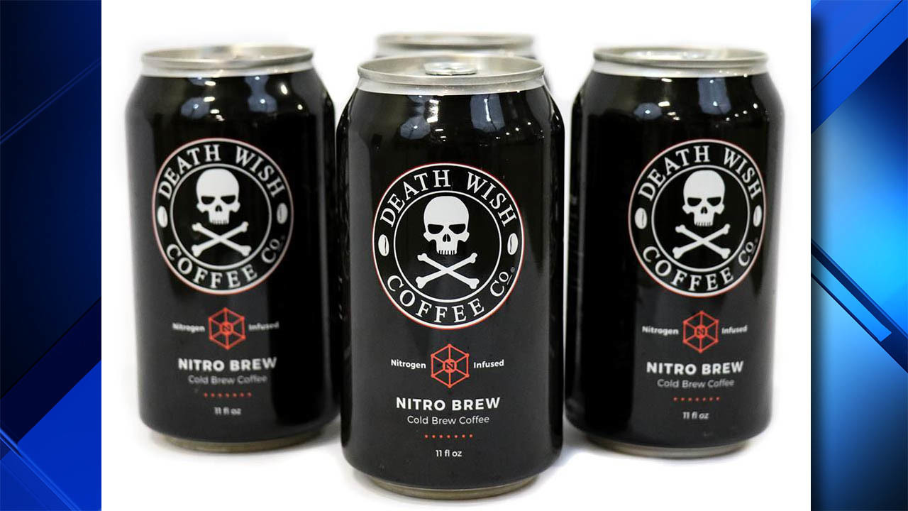 Death Wish Coffee Recalled Because It Can Cause Death