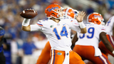 Gators bench Franks, name Del Rio starter vs. Vanderbilt
