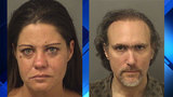 Baby girl ingests heroin, overdoses&#x3b; 2 arrested