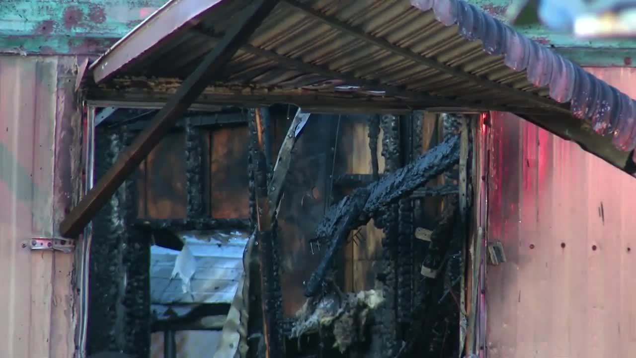 Man taken to hospital after miami gardens mobile home fire - Doctors medical center miami gardens ...